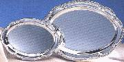 Silverplated Oval Trays